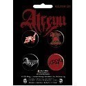 Atreyu 4 Button Set Thumbnail