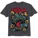 Asking Alexandria Eyeball Monster T-shirt Thumbnail