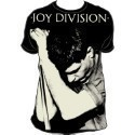 Joy Division Ian Curtis FF Fitted T-shirt Thumbnail
