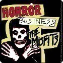 The Misfits Horror Biz Air Freshener Thumbnail