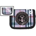 Ramones Plaid Girls Zip Wallet Thumbnail