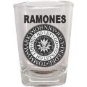 The Ramones Shot Glass Thumbnail