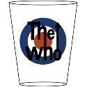 The Who Target Shot Glass Thumbnail