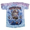 Grateful Dead Ship of Fools T-shirt Thumbnail