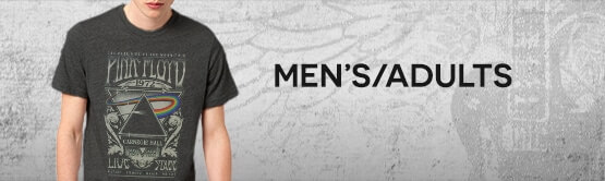 Band-tees.com Men's & Adults Category