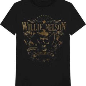 Willie Nelson Genuine Outlaw T-shirt