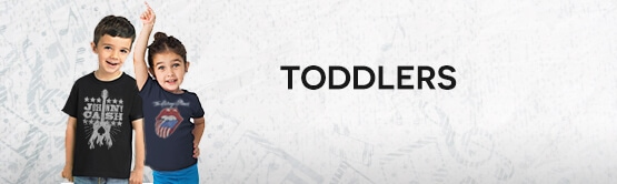 Band-tees.com Toddlers Category