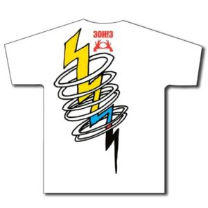 3OH!3 Bolt T-shirt