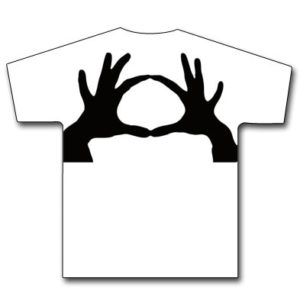 3OH!3 Hands Youth T-shirt - Youth L
