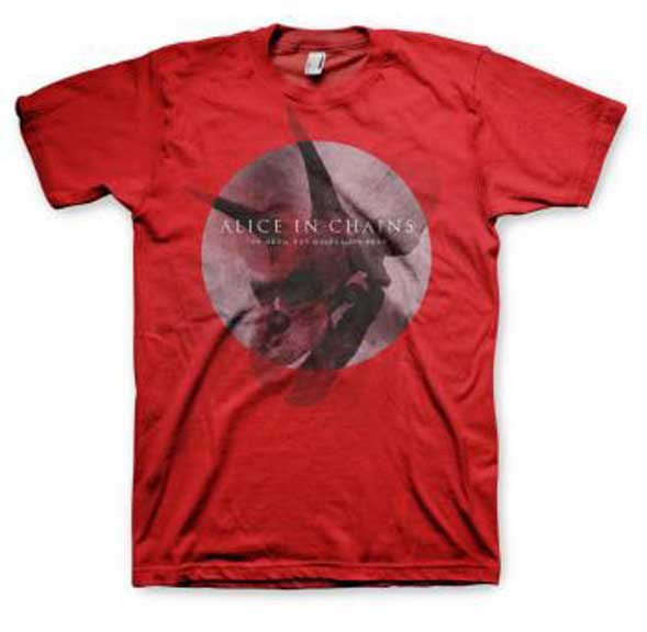 Alice In Chains Digs T-shirt - S
