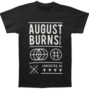 August Burns Red Shapes T-shirt