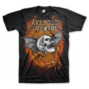 Avenged Sevenfold Through the Fire T-shirt