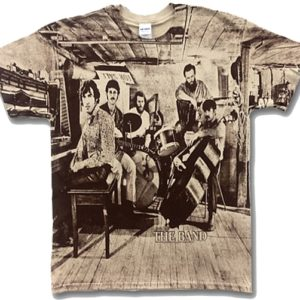 The Band All Over T-shirt
