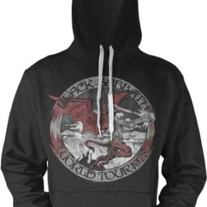 Black Sabbath 1978 World Tour Hoodie