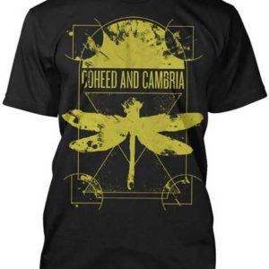 Coheed & Cambria Disect T-shirt - S