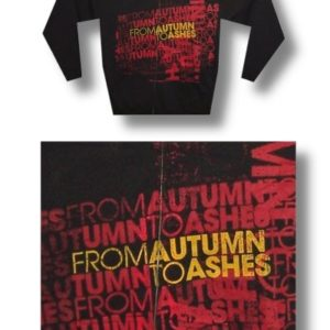 From Autumn To Ashes Repeat Logo Hoodie