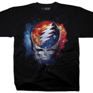 Grateful Dead Cosmic Stealie T-shirt