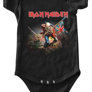 Iron Maiden Trooper Infant One Piece