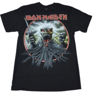Iron Maiden California Highway T-shirt