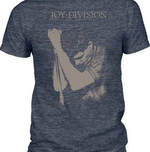 Joy Division Ian Curtis Fitted T-shirt