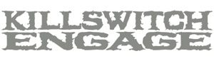 Killswitch Engage Logo Rub On Sticker - L