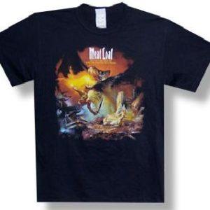 Meatloaf  Monster is Loose Mens T-Shirt