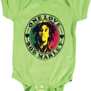 Bob Marley Circle Photo One Piece