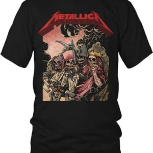 Metallica Four Horseman T-shirt