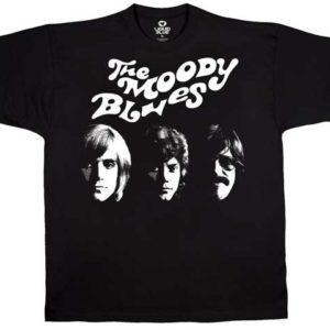 Moody Blues Silhouette T-shirt