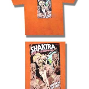 Shakira Jungle Girl T-shirt