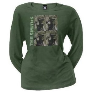 The Smiths Meat Is Murder Jr Thermal Shirt