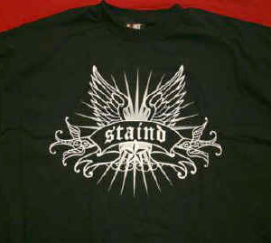Staind Wings T-shirt