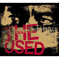The Used Face W/Logo Button - M