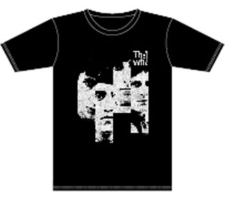 The Who Sections T-shirt - L