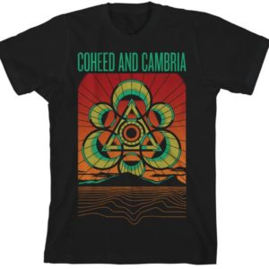 Coheed and Cambria Desert Dimension T-shirt