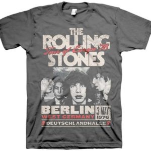 Rolling Stones Europe '76 T-shirt